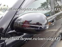 Корпуса зеркал Mercedes Style для Lexus GX470 / prado 120
