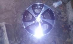 Литые диски с зимней резиной