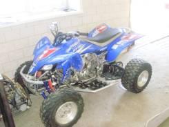 Yamaha YFZ 450, 2007