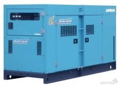 Дизельный генератор SDG100S