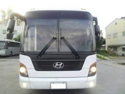 Hyundai Universe, 2012