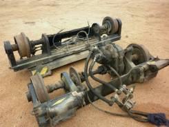 Продам колесные жд пары с гидромотором