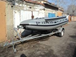 Продам лодку Фрегат М 430 FM Jet