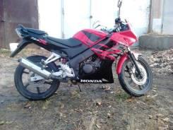 Honda CBR 150R, 2007