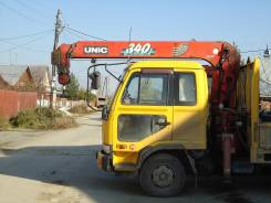 Манипуляторная установка UNIC 340