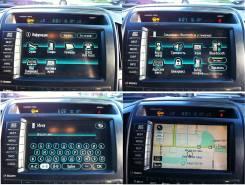 Русификация Toyota-Lexus, Обновление Карт Навигации