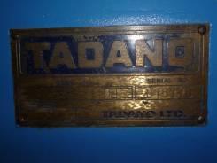 Tadano установка крановая эвакуаторная в разбор