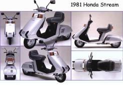Honda, 1981