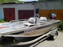 Продаю лодку мастер 440 нб