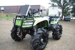 Arctic Cat MudPro, 2011
