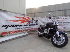 Triumph Rocket III, 2011