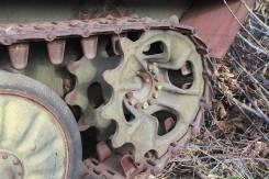 Танкетка на базе БТР-50ПУ для охоты и перевозки людей