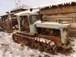 ВТЗ ДТ-75 и ГАЗик, 1982