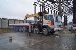 Услуги самогруза 24 тн в Новосибирске