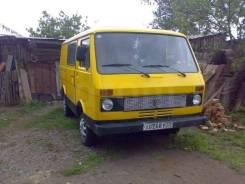 Volkswagen LT 28, 1981