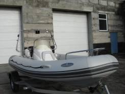 Продам лодку Буревестник В-450