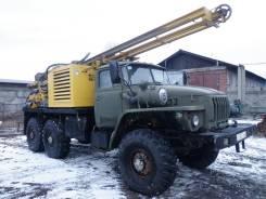Продаю буровую УРБ-2А2 на базе Урал-4320
