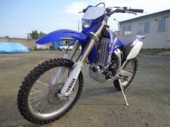 Yamaha WR 450, 2011