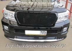 LAND Cruiser 200 решетка WALD Bentley Type/front grille Bentley Type