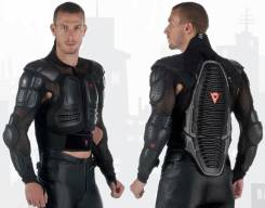 Черепаха Dainese Jacket Wave V2 neck. Защита тела. Мотоэкипировка.