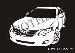 Рисую в векторе ваш авто Toyota, Honda, Subaru, Mitsubishi, Nissan