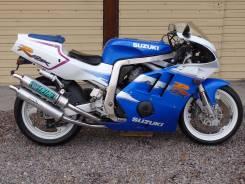 Suzuki GSX R400, 1996