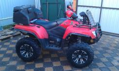 Arctic Cat Thundercat 650, 2012