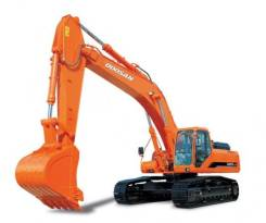 Doosan DX420 LCA. Экскаватор Doosan DX420LCA. 41т. 2,16к. Euro II. Новый., 2,16куб. м. Под заказ