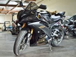 Yamaha R6, 2008