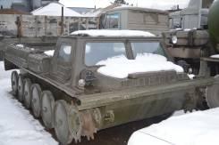 Вездеход гусеничный Газ-71.