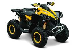 2014 BRP Can-Am Renegade 1000 XXC, 2014