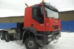 Седельный тягач Iveco-Trakker 2008 года