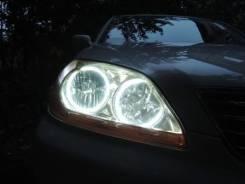 Ангельские глазки CCFL на Toyota Mark 2 (110)