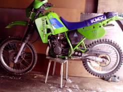 Kawasaki KMX125, 1987
