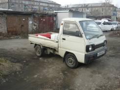 Suzuki-CARRI, 1990