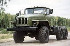 Урал 4320, 1980