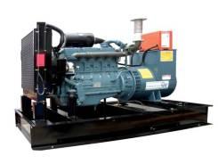 Генератор Doosan 170kVa / 145 кВт
