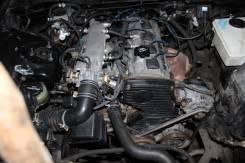 Двигатель в сборе. Toyota Chaser, SX90 4SFE