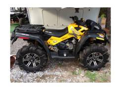 BRP Can-Am Outlander Max 800, 2012