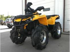 BRP Can-Am Outlander 1000XT, 2012