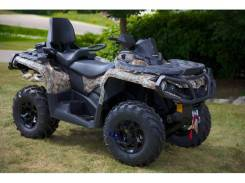 Can-Am Outlander MAX 1000, 2013