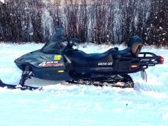 Arctic Cat 660 Touring, 2002
