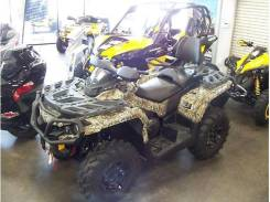 Can-Am Outlander MAX 1000 XT, 2013