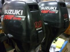 Suzuki. 15,00л.с., 4-тактный, бензиновый, нога S (381 мм), 2007 год