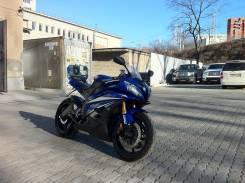 Yamaha r6, 2007
