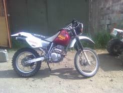 Honda xr baja 250