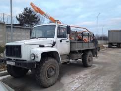 Ямобур БКМ 317 на ГАЗ-33081, 2013