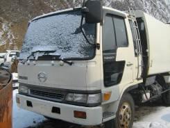 HINO Ranger 4WD мусоровоз, мостовой, под документы