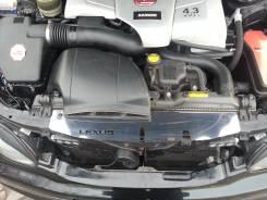 Пластина планка панель радиатора lexus GS300 gs430 aristo jzs160