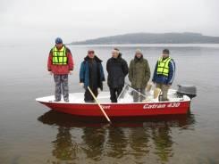 Продается лодка Катран 430 М